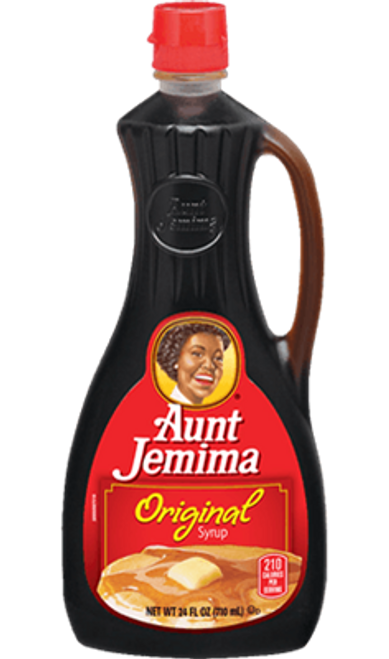 Hot Cakes / Pan Cake Syrup Aunt Jemina (small)