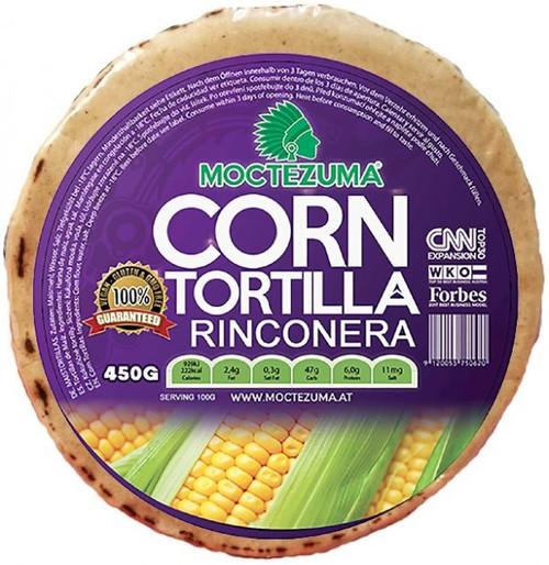 Corn Tortilla Rinconera 10cm