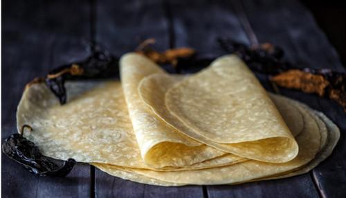 Tortilla de Harina Wrap 12cm 10 units