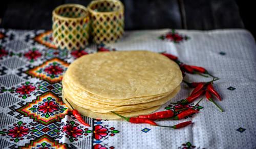 Tortillas de Harina Burrito size