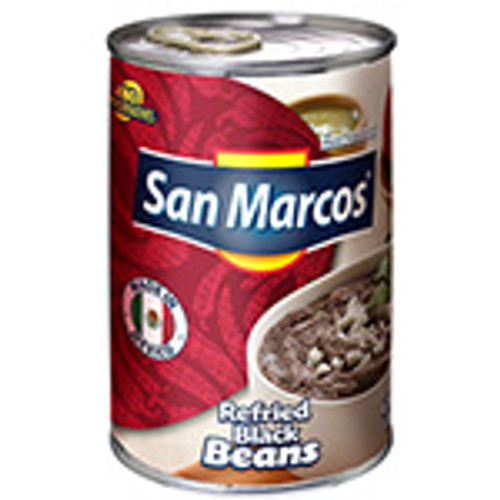 Refried Black Beans 430gr