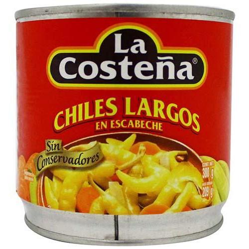 Chiles Largos