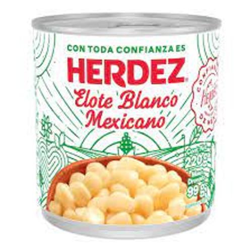Elote Blanco Herdez