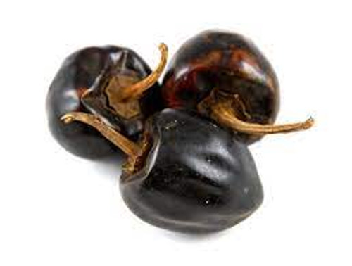Cascabel Chillies Dried 100 Grams