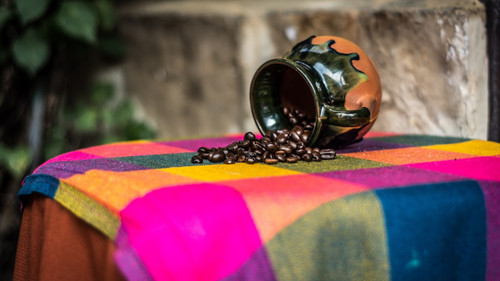 Mexican Coffee Ground