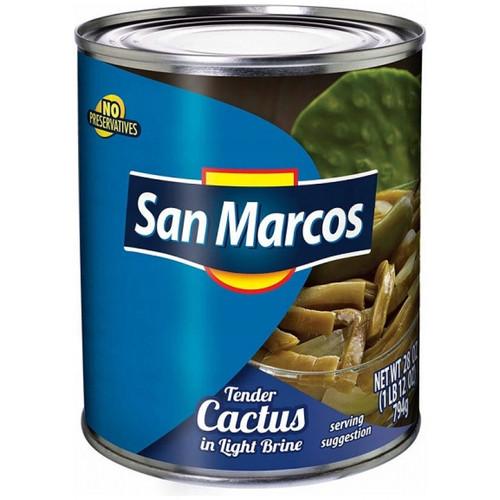 Nopales Strips San Marcos