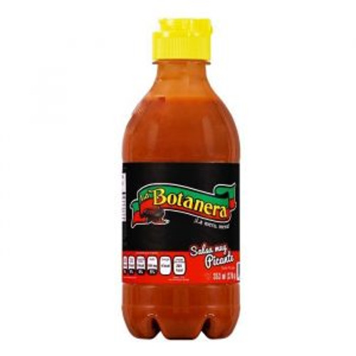 Botanera Sauce Extra Spicy