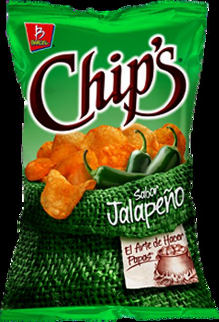Chips Jalapeno