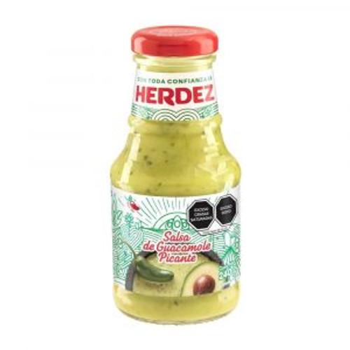 Guacamole Sauce Spicy