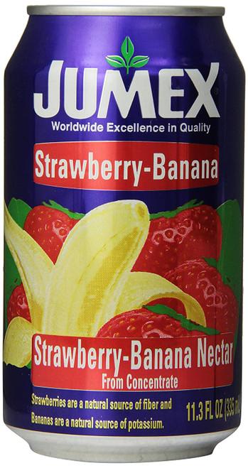 Jumex strawberry and banana