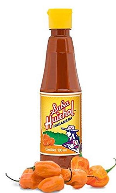 Salsa Huichol Habanero