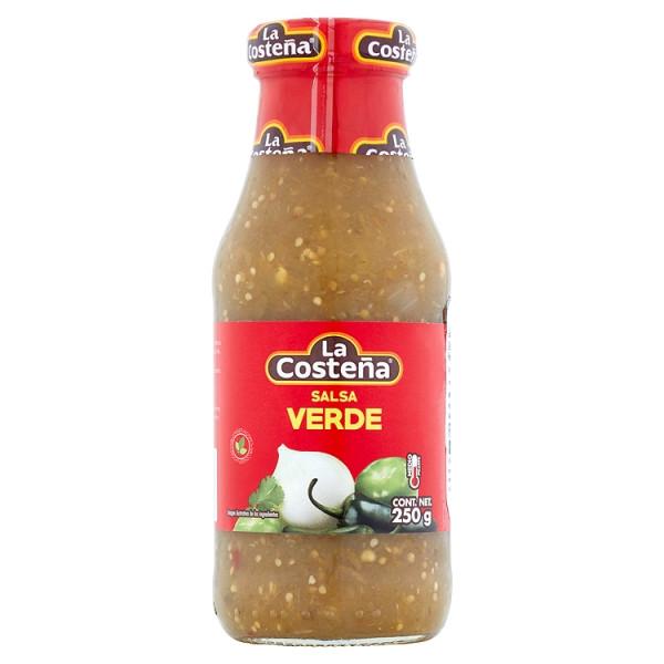 Salsa Verde Tomatillo Sauce