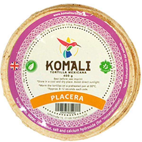 Corn Tortilla Placera
