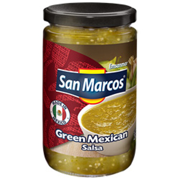 Salsa Verde - Tomatillo Sauce