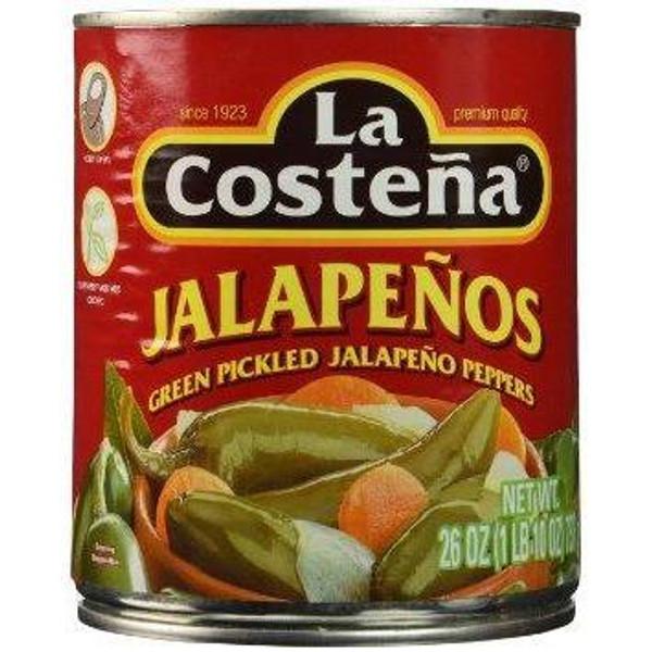 Green Pickled Jalapeno