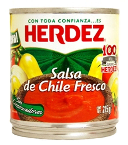 Salsa Chile Fresco
