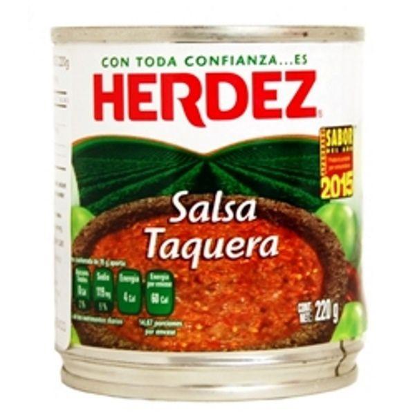 Salsa Taquera
