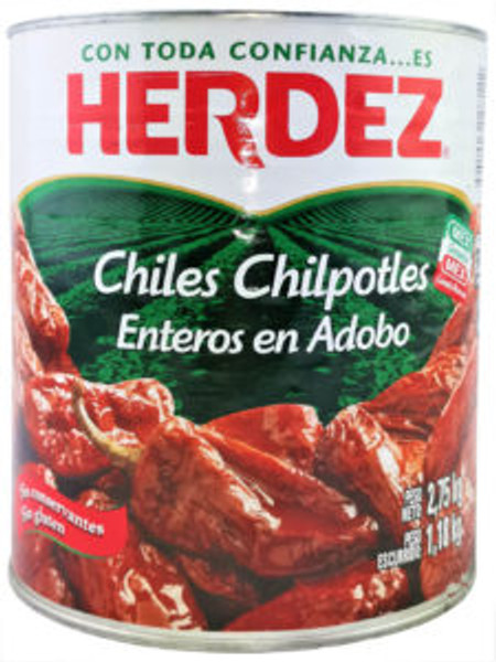 Chipotles  whole in Adobo