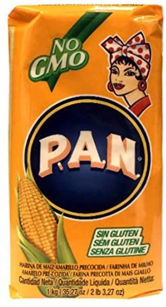 Harina PAN Yellow