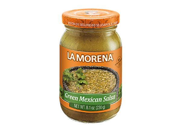 Green Mexican Sauce