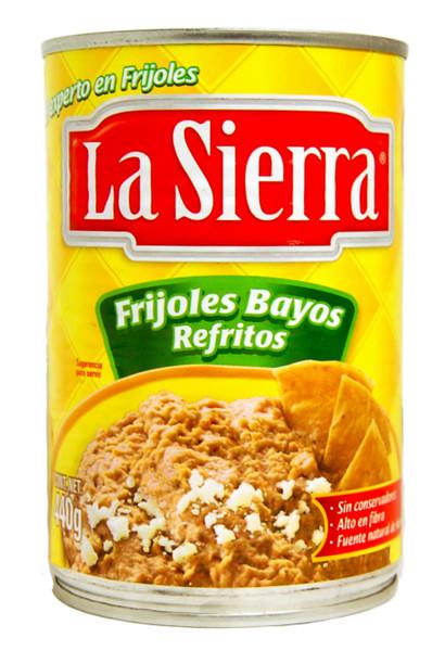 Refried Bayo Beans