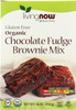 Chocolate Fudge Brownie Mix, Organic, Gluten-Free - 16 oz.