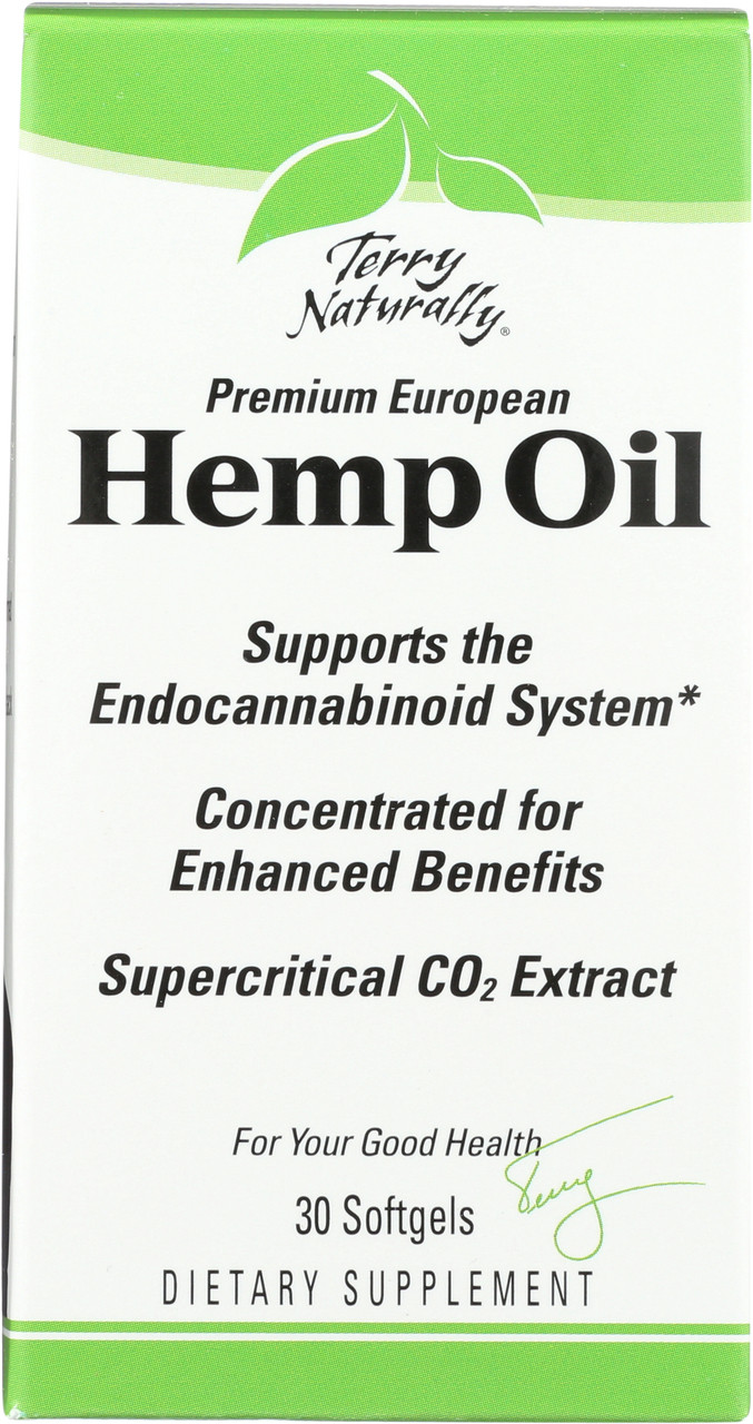 Premium European Hemp Oil