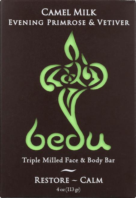 Camel Milk Face & Body Bar Evening Primrose & Vetiver