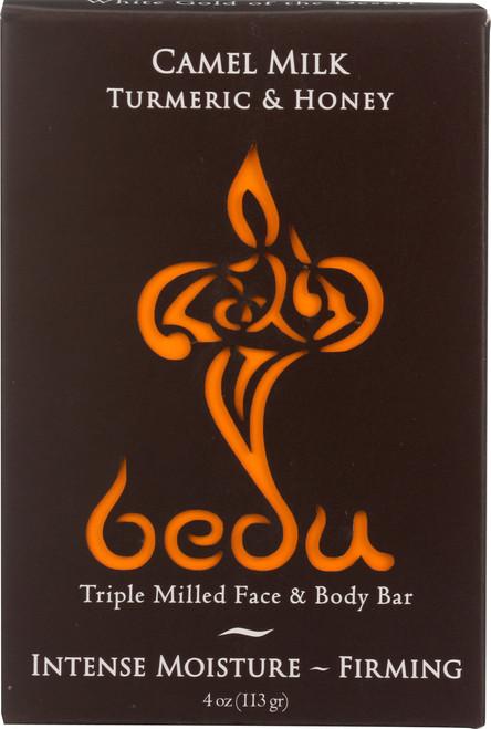 Bar Soap Camel Milk Bar Soap Turmeric Honey