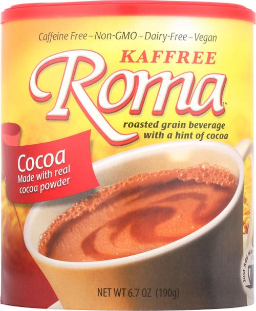Roasted Grain Beverage Cocoa