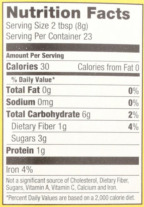 Roasted Grain Beverage Cocoa 6.7 Ounce 190 Gram