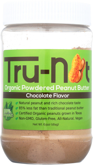 Organic Powdered Peanut Butter Chocolate Flavor