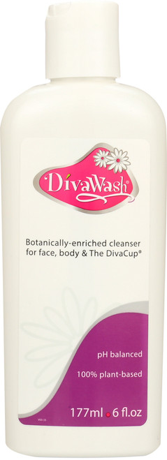 Divawash Personal Body Wash