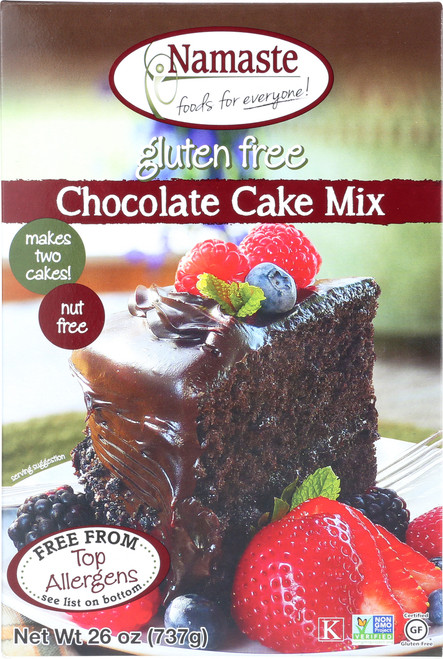 Baking Mix Chocolate Cake Mix