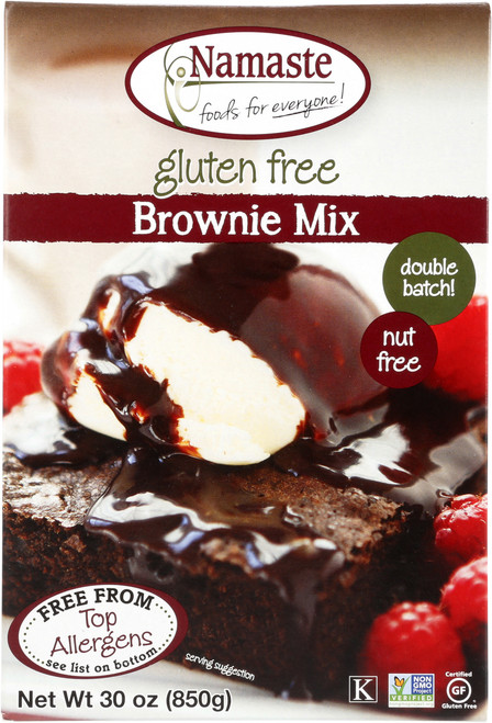 Baking Mix Brownie Mix