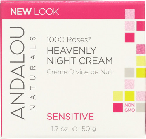 1000 Roses® Heavenly Night Cream Sensitive
