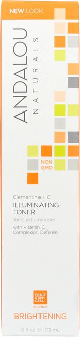 Illuminating Toner Clementine + C