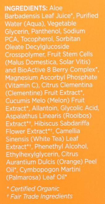 Illuminating Toner Clementine + C Brightening 6 Fl oz 178 Ml