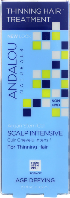 Argan Stem Cell Scalp Intensive Age Defying For Thinning Hair