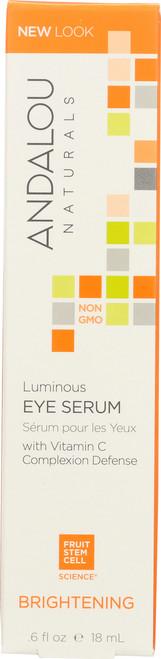 Luminous Eye Serum Brightening