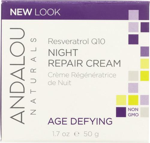 Night Repair Cream Resveratrol Q10