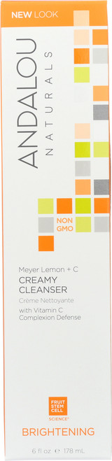 Creamy Cleanser Meyer Lemon + C