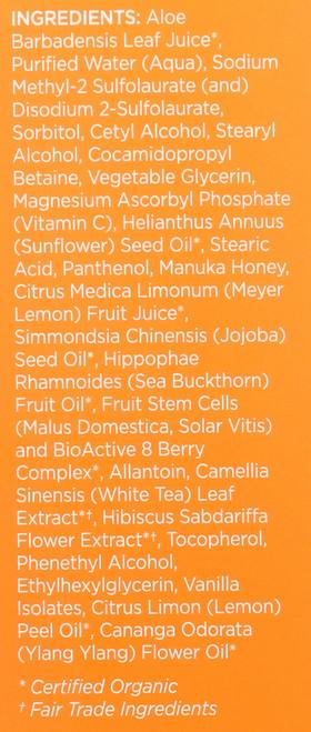 Creamy Cleanser Meyer Lemon + C Brightening 6 Fl oz 178 Ml