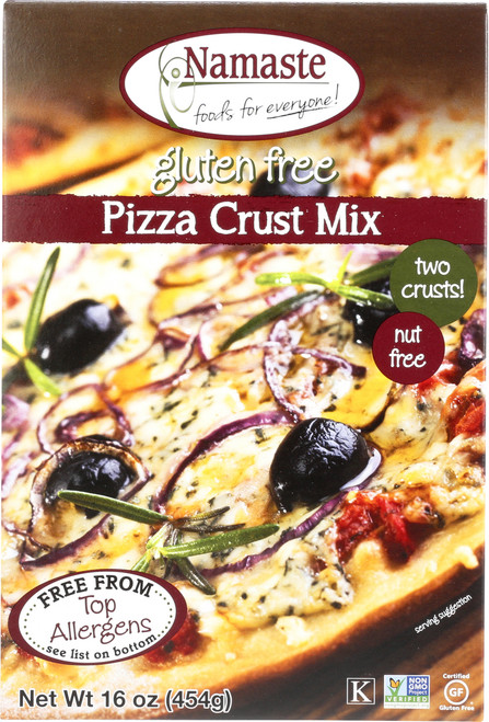 Baking Mix Pizza Crust Mix