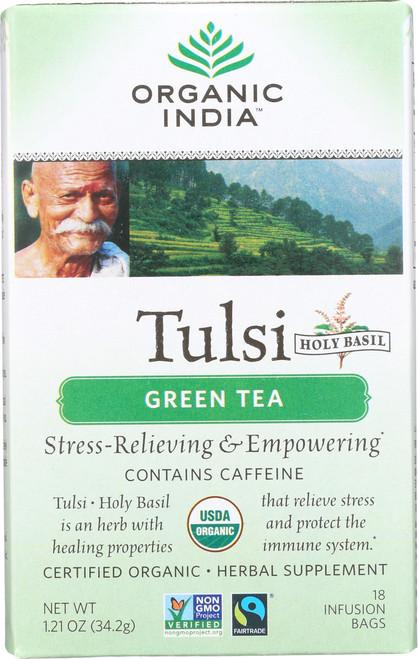 Tulsi Tea Green