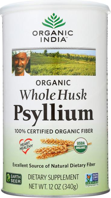 Psyllium Organic Whole Husk Psyllium