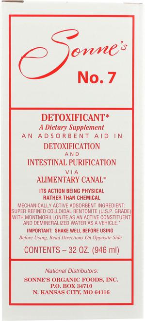 Detoxificant #7