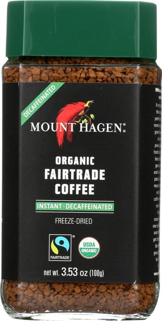 Coffee Instant Decaffeinated
