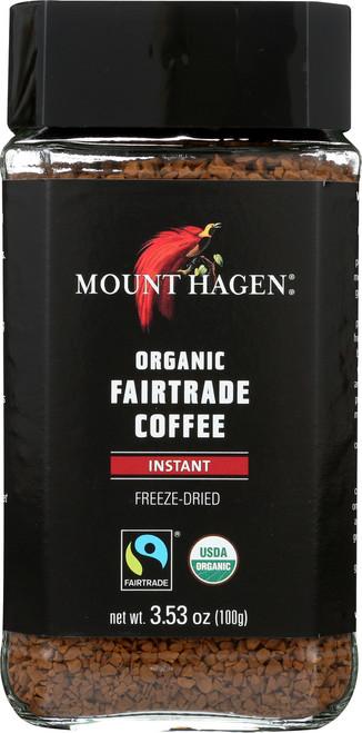 Instant Coffee Freeze-Dried