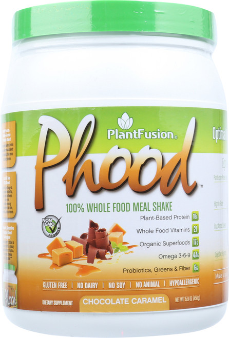 Plantfusion Phood™ - Chocolate Caramel